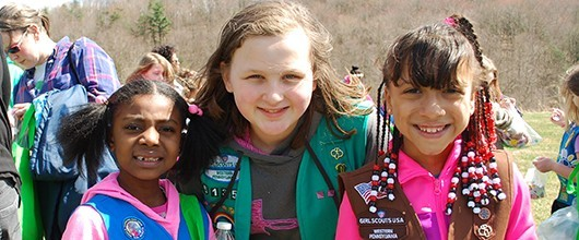 Girl Scouts FAQs
