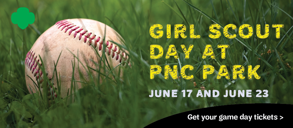 Girl Scout Day at PNC Park - June 17