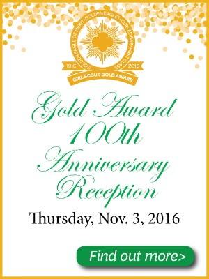 Gold Award 100th