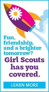 Fun, friendship, and a brighter tomorrow? Girl Scouts has you covered. Learn More.